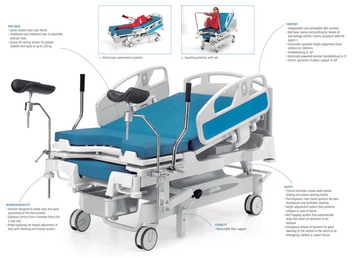Cardiac chair hospital bed - Improves The Patient S Position And Aids Their Recovery The Cardiac Chair